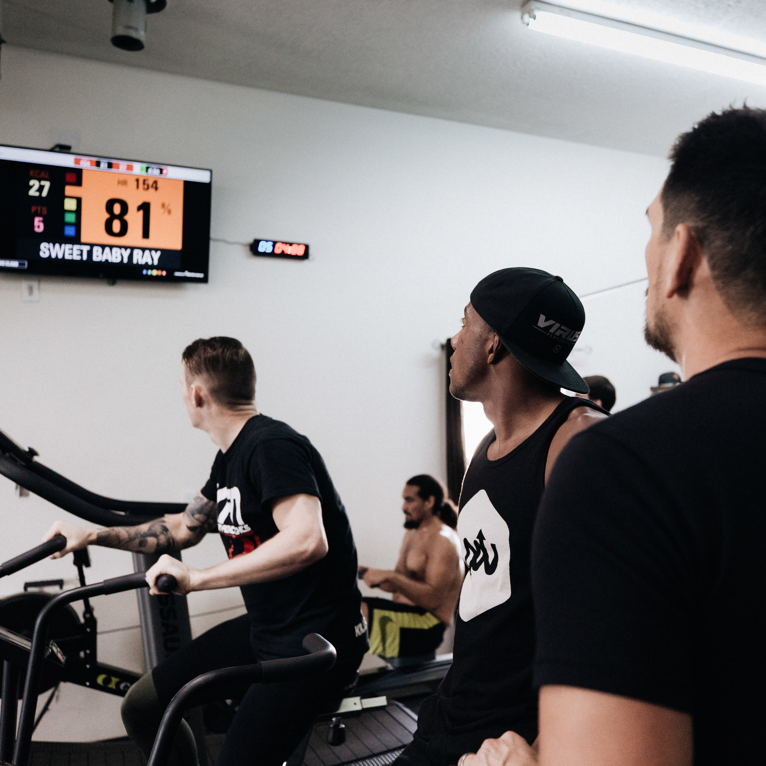 Athlete-Centered Training - We believe that everyone is an athlete regardless of their abilities, so we train everyone like they are an athlete. Every member has the opportunity to own a heart rate monitor, which allows us to properly assess your fitness levels before, during, and after workouts. We also offer V02 Max and RMR Tests to allow you and your coach to design your training plan according to your unique needs. Each member will have a comprehensive Inbody, body composition and skeletal muscle assessment.