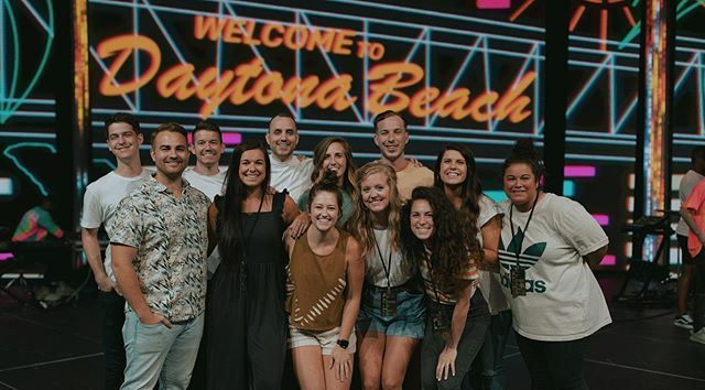 These people have a very special place in my heart. Let's do this again next year! #Gauntlet19