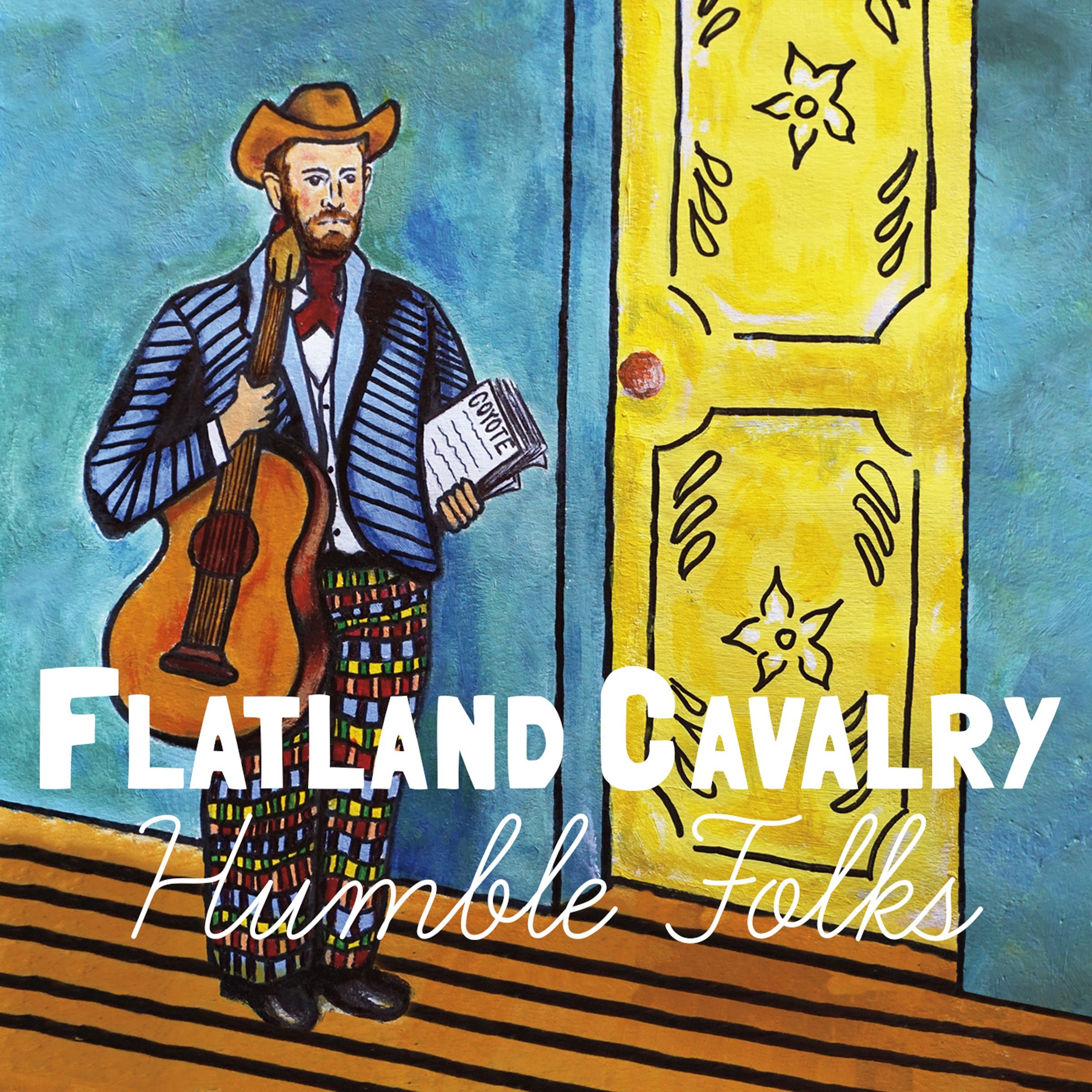Flatland Cavalry - Humble Folks Album Cover.jpeg