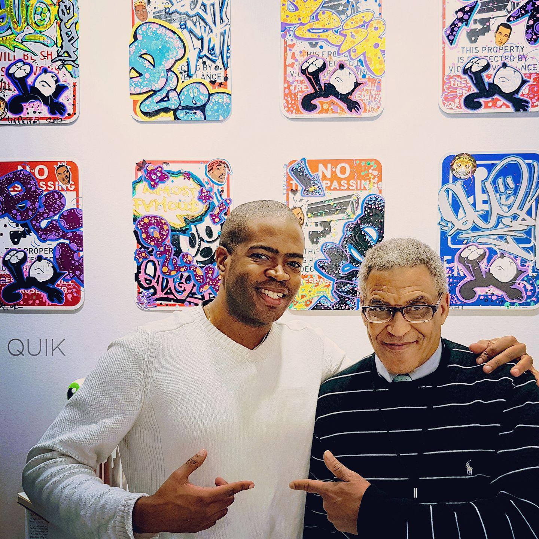 Lionel & Quik