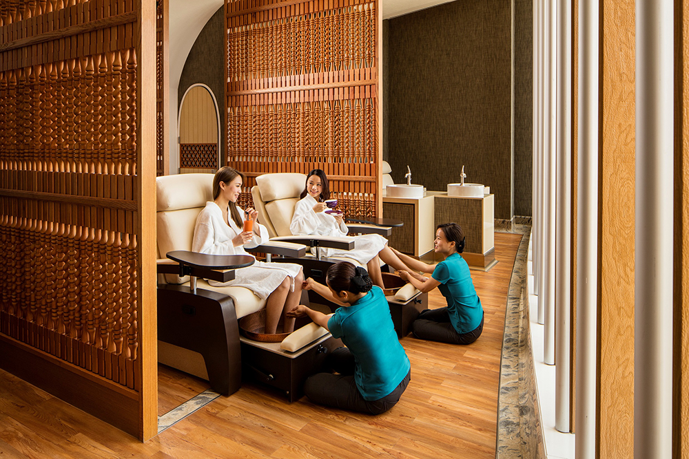 Tria Pedicures, Photo courtesy of Tria Spa