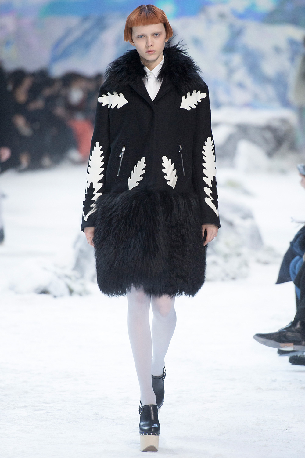 Moncler Gamme Rouge FALL 2016