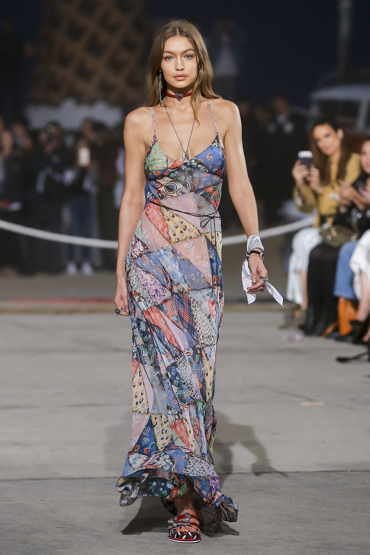 Gigi Hadid,Photo courtesy of Tommy Hilfiger