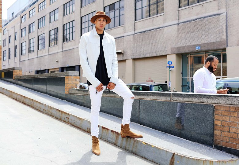 Street Style from New York Fashion Week, ©Phil Oh