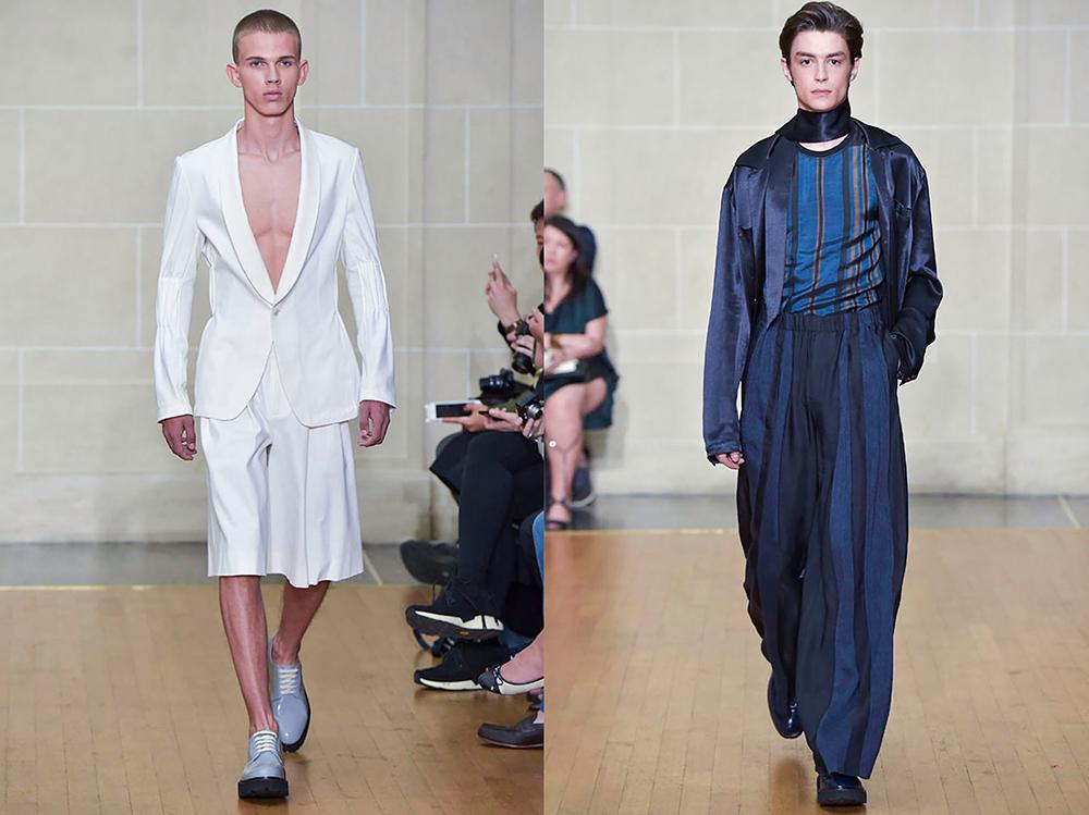 Spring 2017 Menswear, Sean Suen