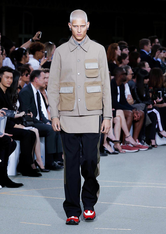 Spring 2017 Menswear, Givenchy