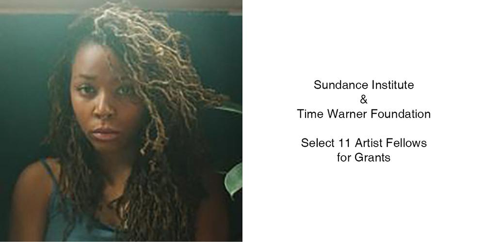 Tayarisha Poe  Photo courtesy of Sundance Institute