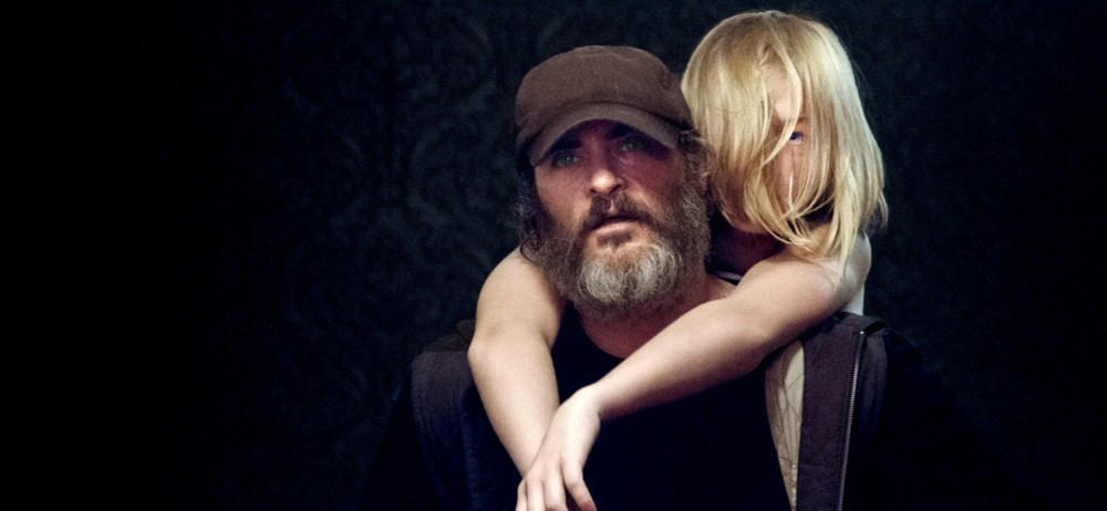 Film Still of  You Were Never Really Here , Award for Best Actor 2017