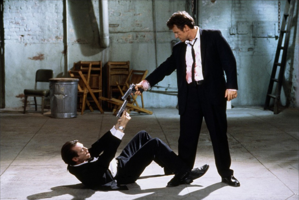 ' Reservoir Dogs '