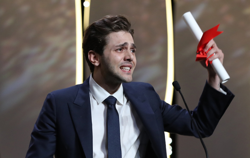 Xavier Dolan, Grand Prix - It's Only the End of the World © Valéry Hache / AFP