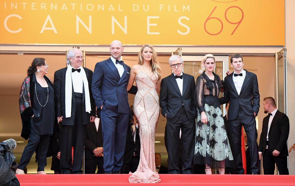 Team of the film - Café Society  © Venturelli / WireImage / Getty Images