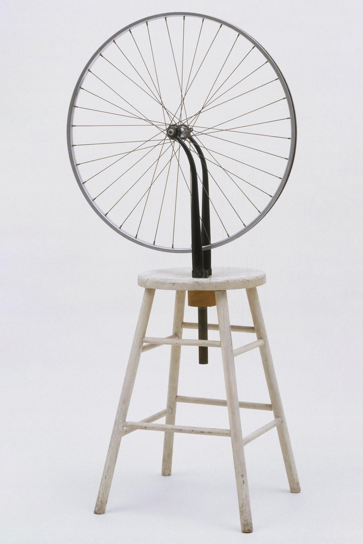 Bicycle Wheel, 1913