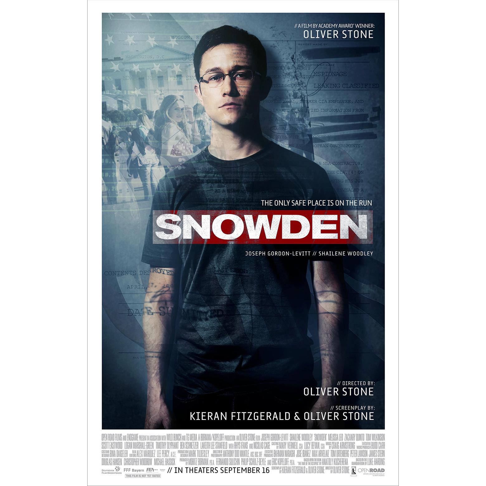 Snowden , 2016