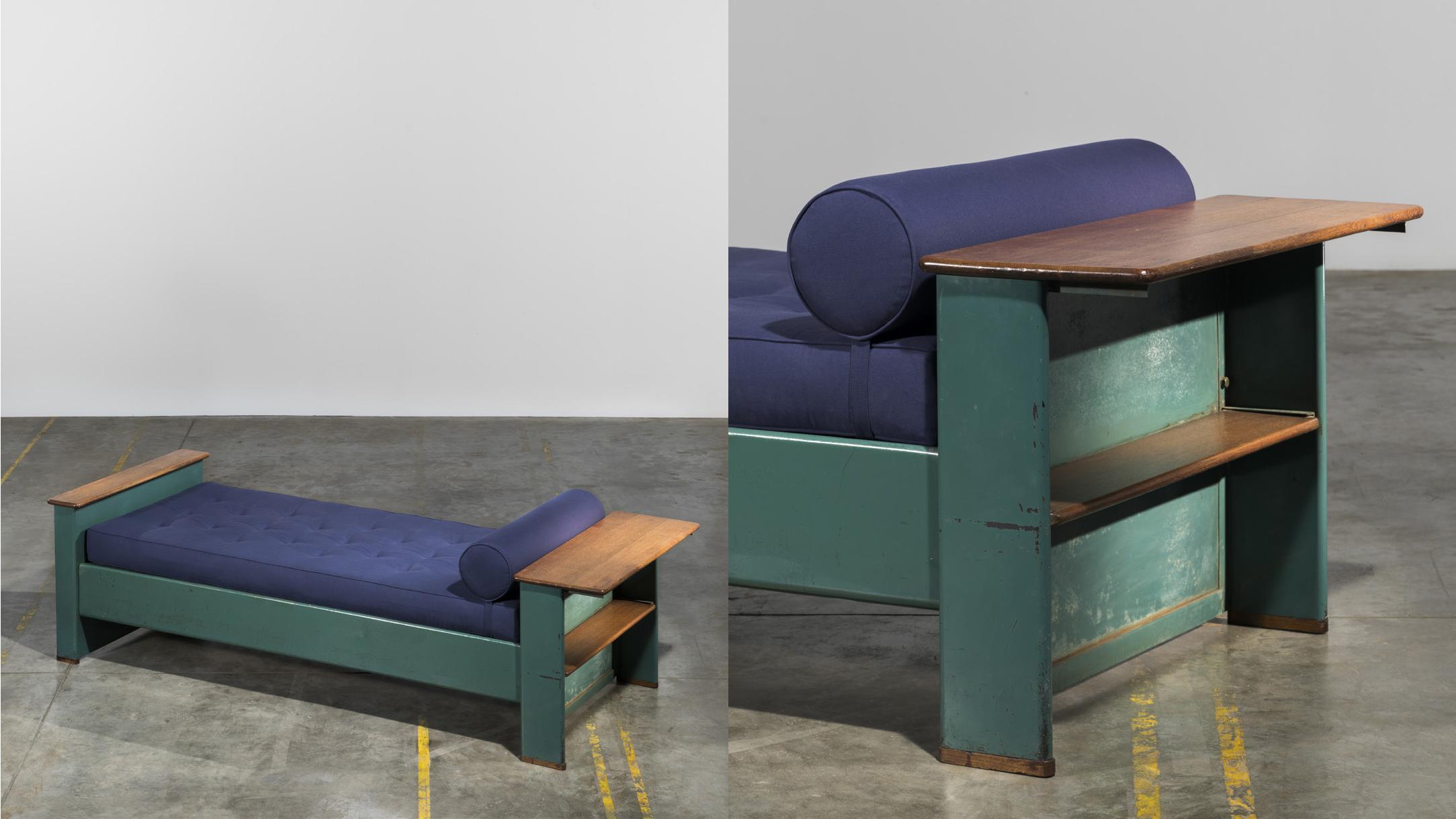 Jean Prouvé (1901-1984), « Fabert » bed, Ca. 1935
