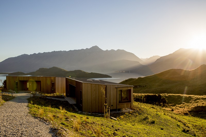 aro ha wellness retreat - near queenstown