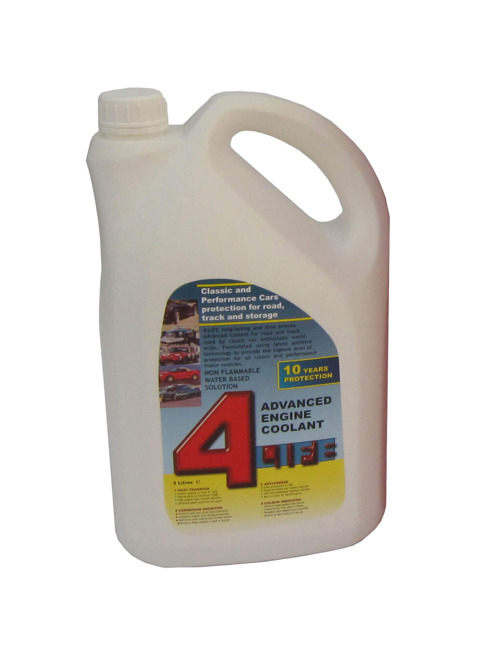 Forlife 5 litre bottle