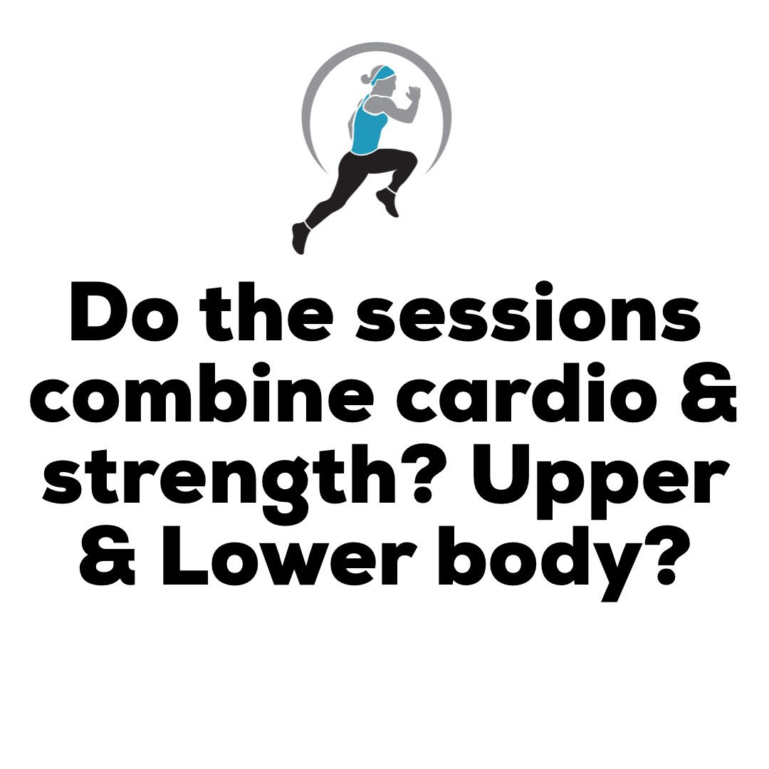 Yes! - YES! Some sessions focus on upper body, some on lower body, some on core and total body. Some sessions might leave you sweating and some might focus more on strength building, but a combination of them all will increase your strength and endurance.