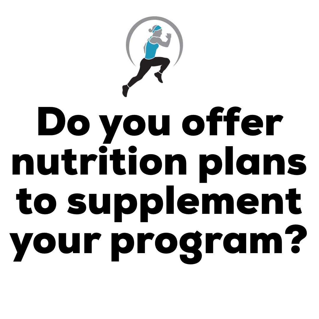 No, I don't. - I am a Certified Personal Trainer and Physical Therapist Assistant. I am NOT a Registered Dietician, so I tend to focus on more an intuitive eating model than following a specific regimented diet.I have recommendations for Registered Dietitians who are able to meet virtually if you are interested.