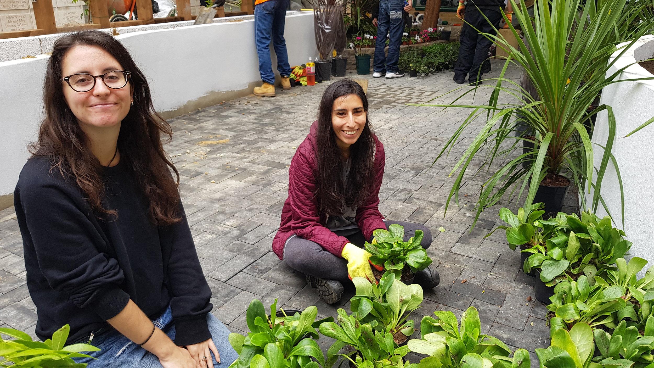 Future Gardeners plant up Southwark Peace Garden.jpg