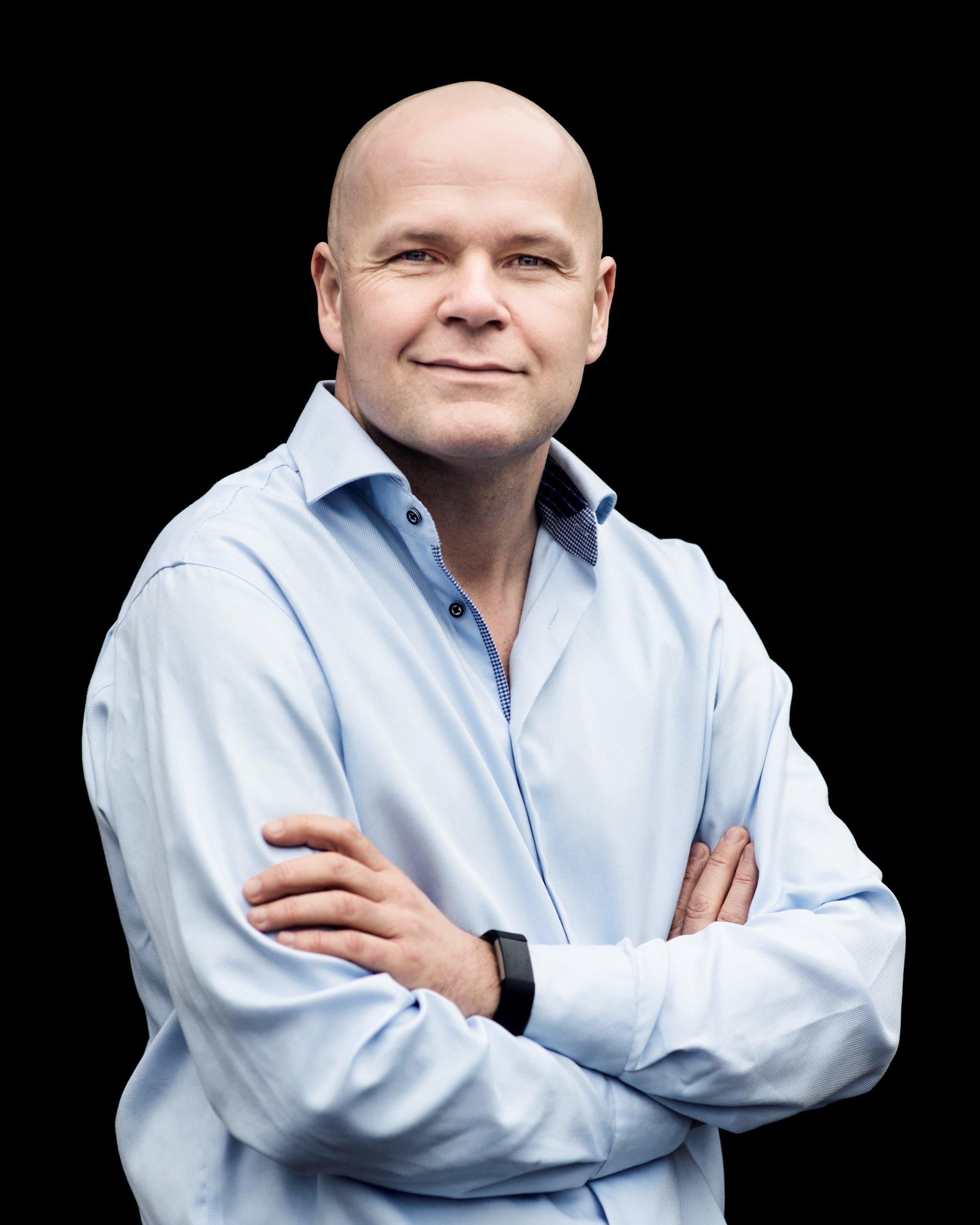 Nicolaj Højer Nielsen - Author, entrepreneur, investor and professor at Copenhagen Business School