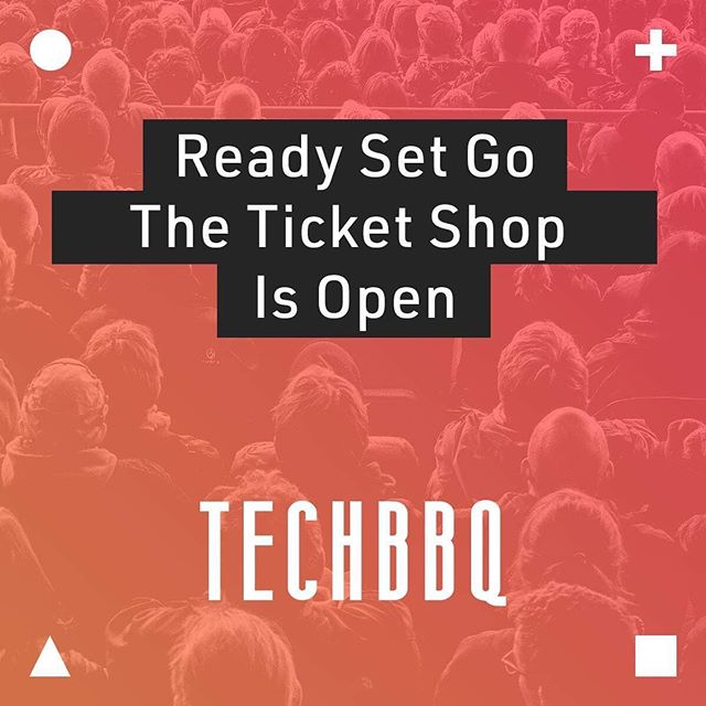 Get ready to learn from the smartest people in the business and network with the most influential startups and investors in the Nordics.  TechBBQ 2019 ticket sales are open — Link in bio for tickets. #TheNordicWay #TechBBQ