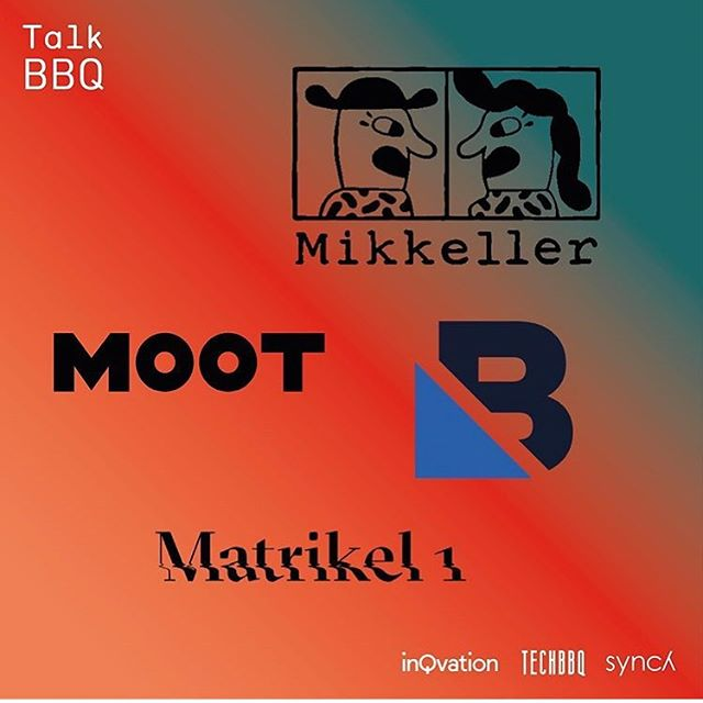 Today was the day! 🔥 TalkBBQ took place this afternoon, at our new official HQ @matrikel1 with 200 attendees and the coolest panel! We would like to dedicate this post to our awesome partners on the event 👇  Thanks to @mikkellerbeer for chilled beers 🍺  Thanks to Bootstrapping for helping us to set focus on this important topic 📝  Thanks to @mootvideo for covering the event 🤳  Thanks to @dandycph for making sweet cocktails for the after party  And of course, BIG thanks to our co-creators, @inqvation and @synch_law for great teamwork making this event possible!