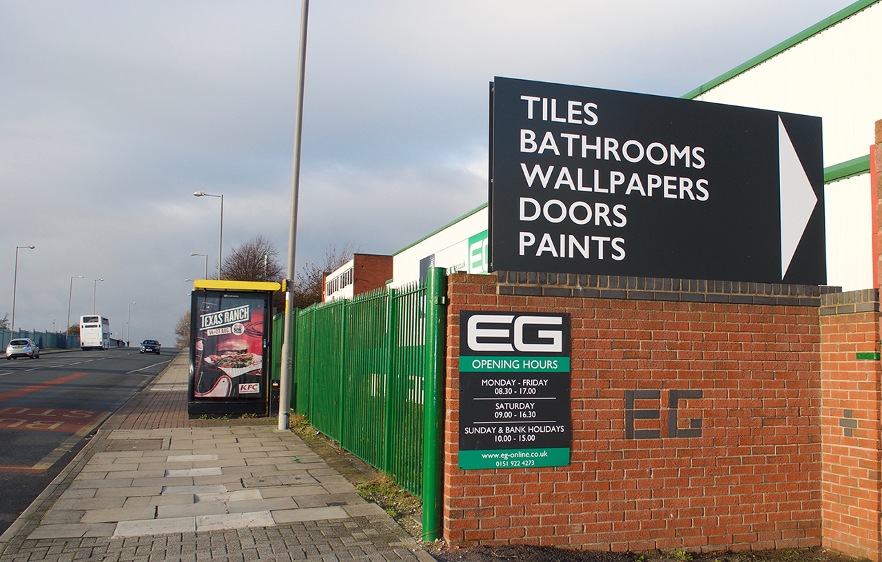 Tiles, Bathrooms, Wallpapers, Doors, Paints at Bootle