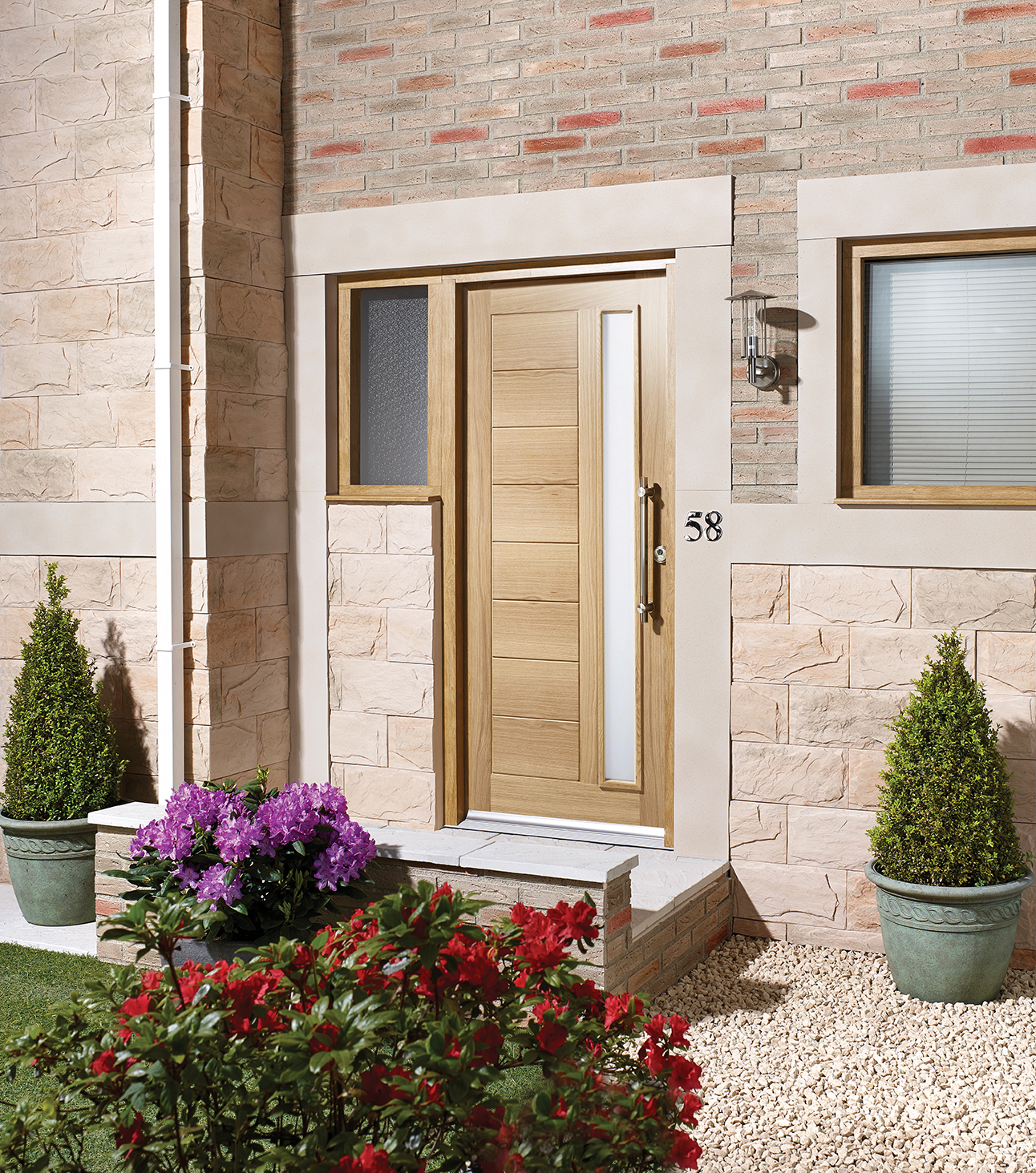 Exterior Oak & Hardwood Doors