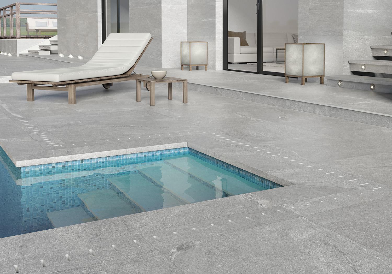 Matt Porcelain Floor Tile