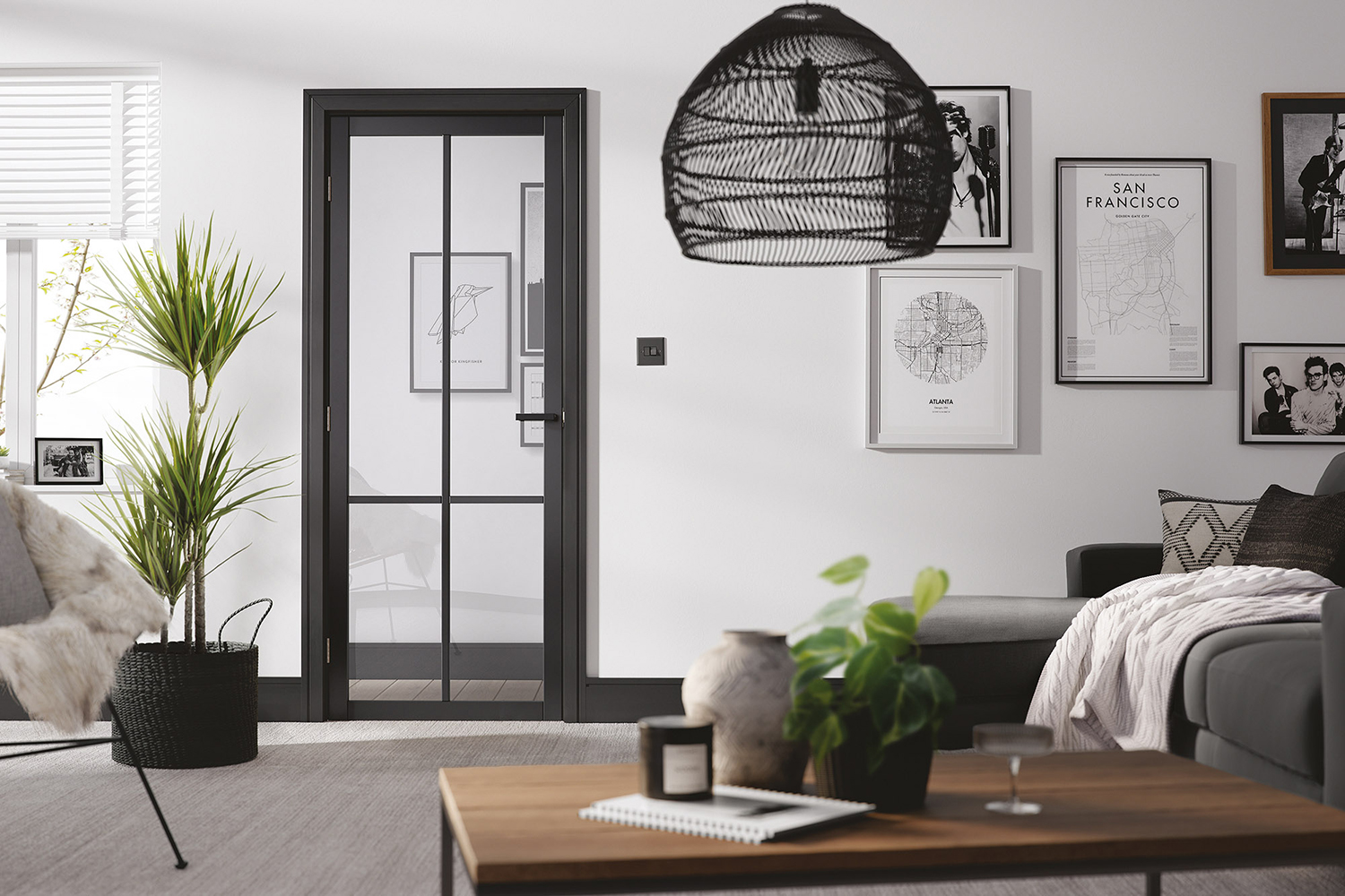 Interior Glazed Doors