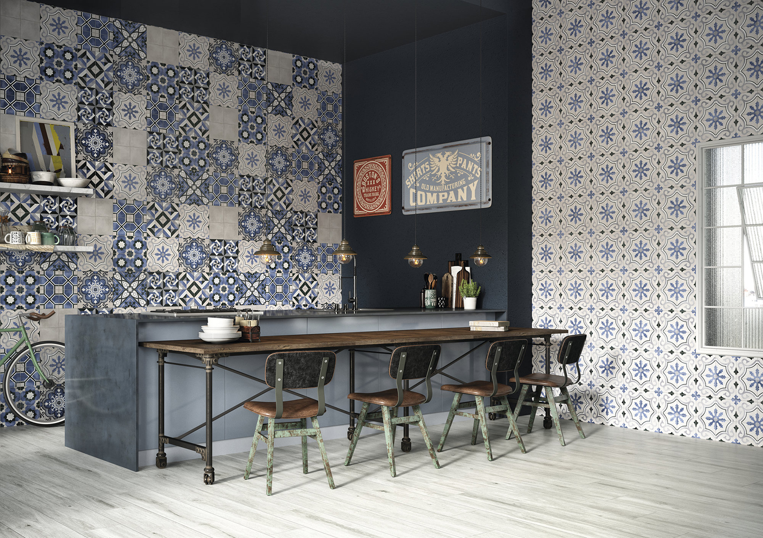 Matt Porcelain Tiles