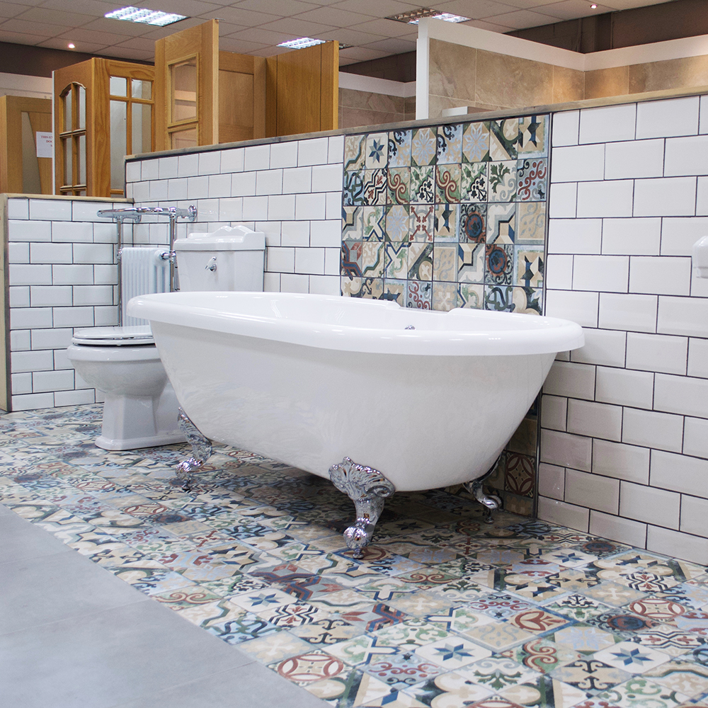 Patterned Porcelain Tiles Liverpool
