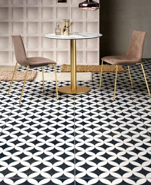 Subriana Patterned Porcelain Tiles