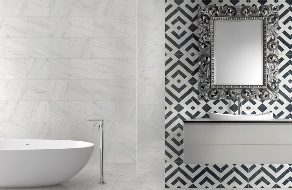 Labayon Patterned Porcelain Tiles