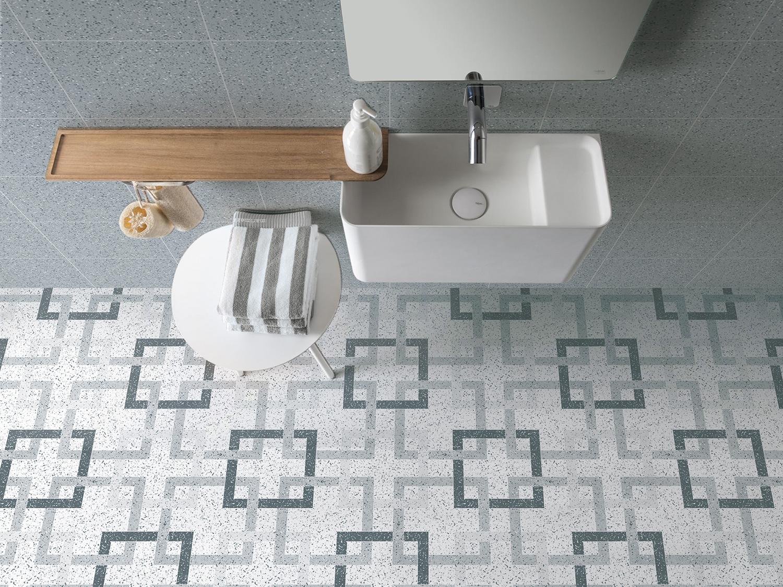 Patterned Porcelain Tiles