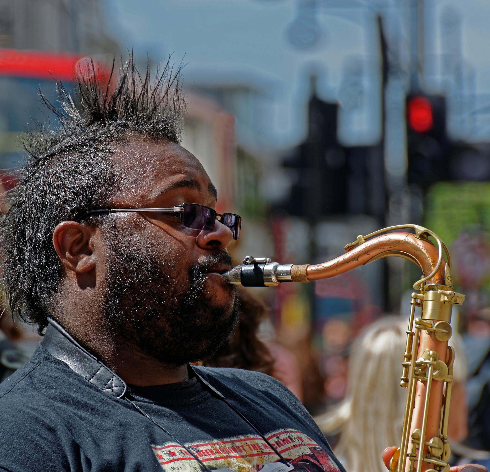 Oxford Circus Sax
