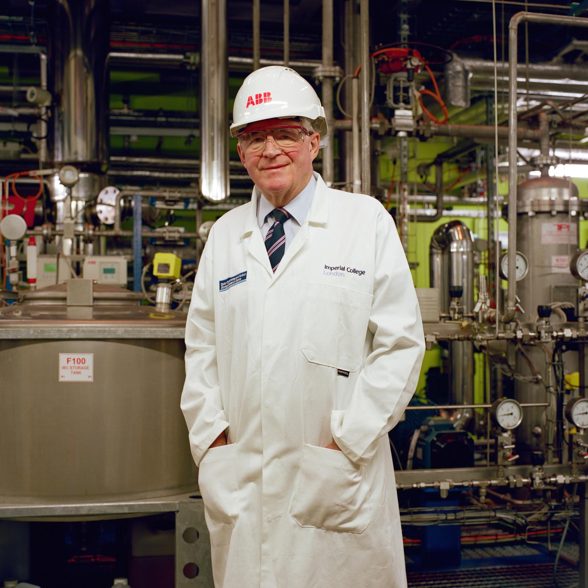 Geoff, Chemical Engineer