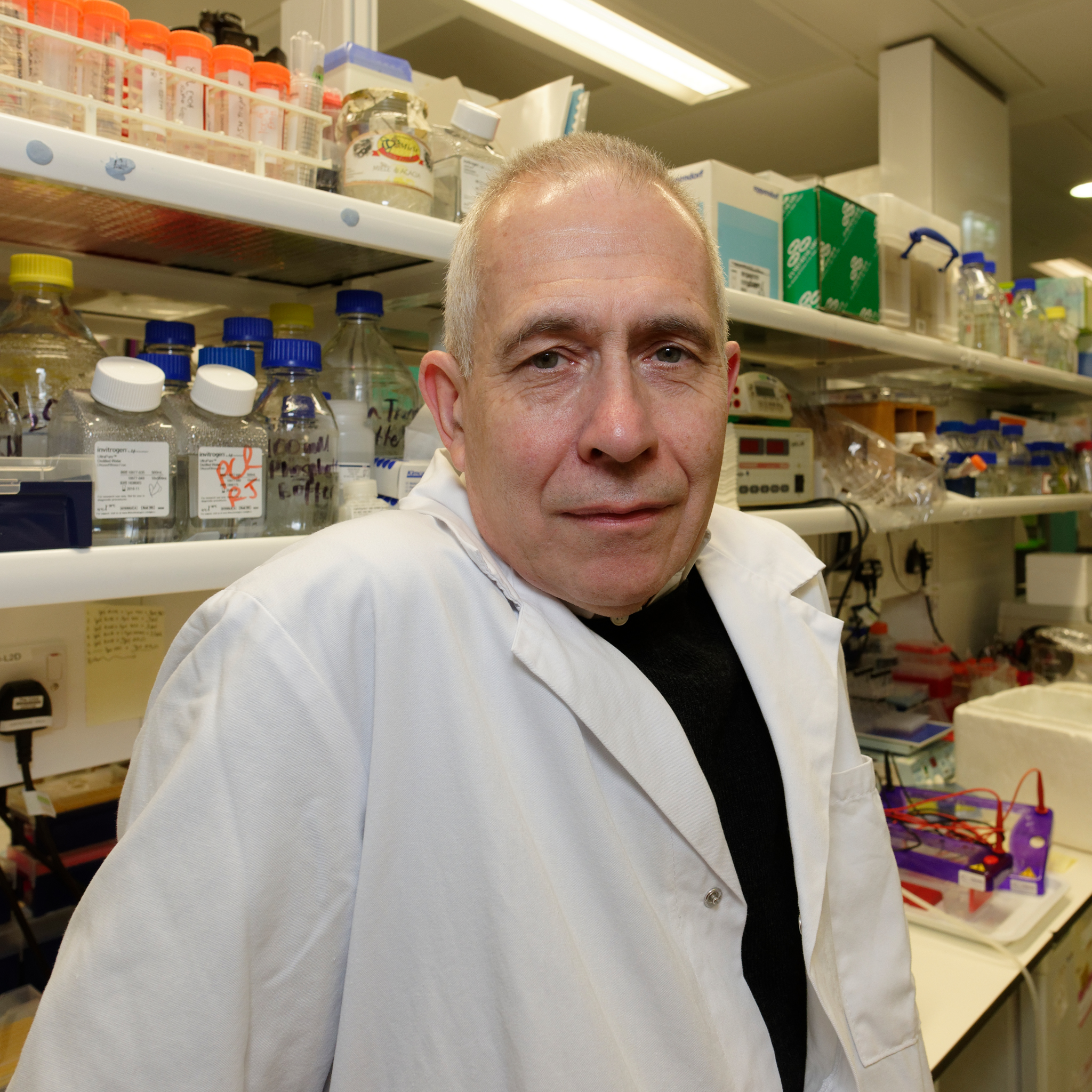 Jim, The 'accidental biologist'