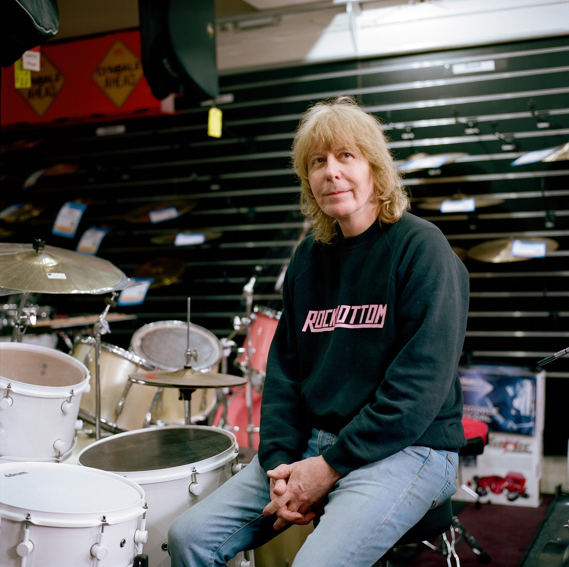 Carl, Rockbottom Music Owner