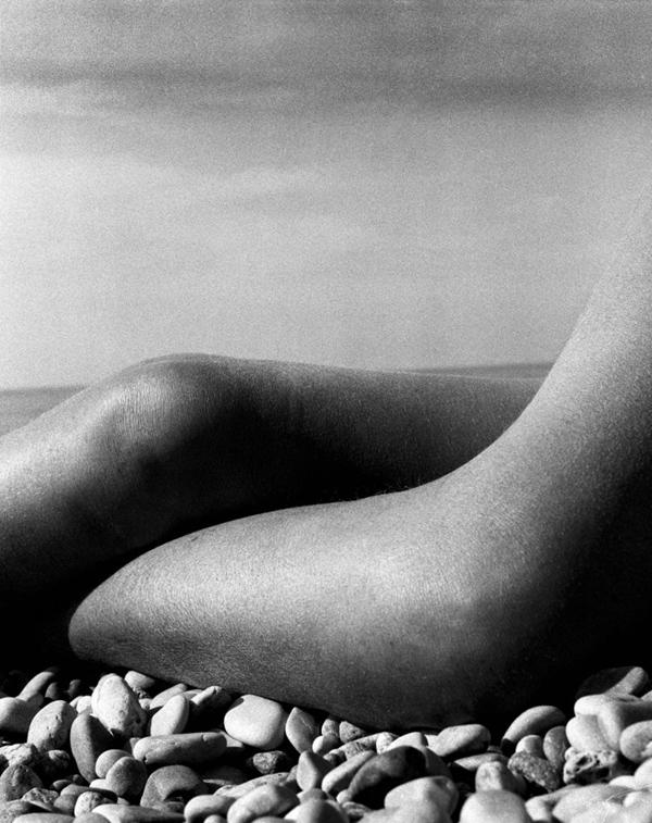 Bill Brandt – Baie de Anges 1959