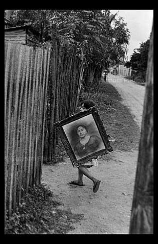 Henri Cartier-Bresson, Mexico City, 1963