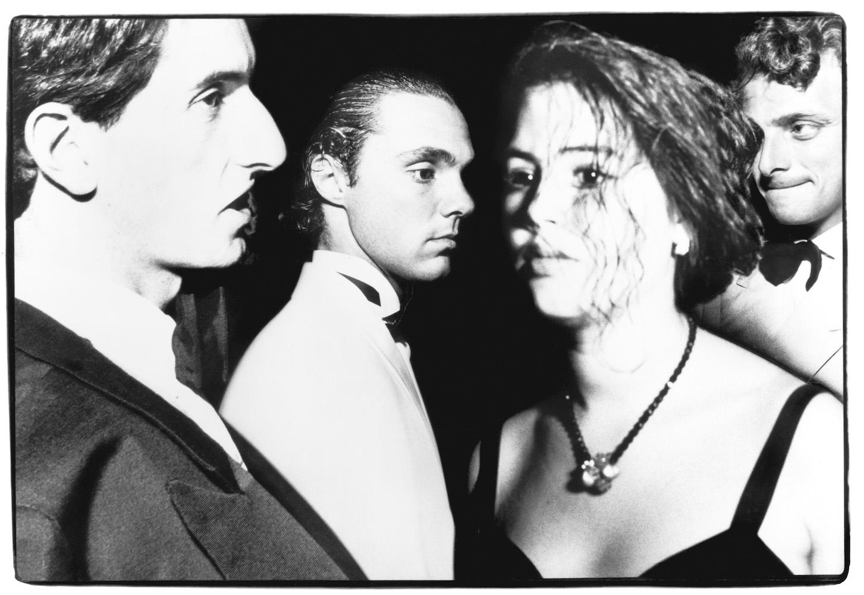 Richard Avedon:  Volpi Ball, Venice, Italy 31st August, 1991