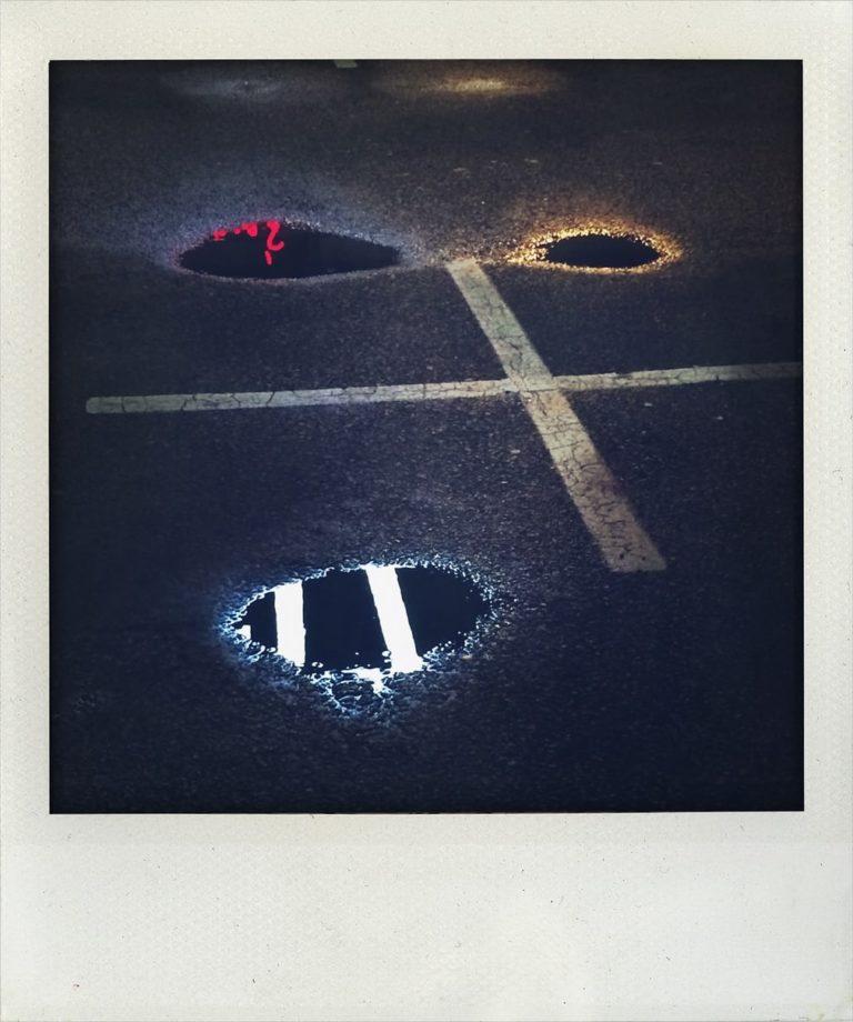 """Justin Sutcliffe – """"Parking, Ipswich"""""""