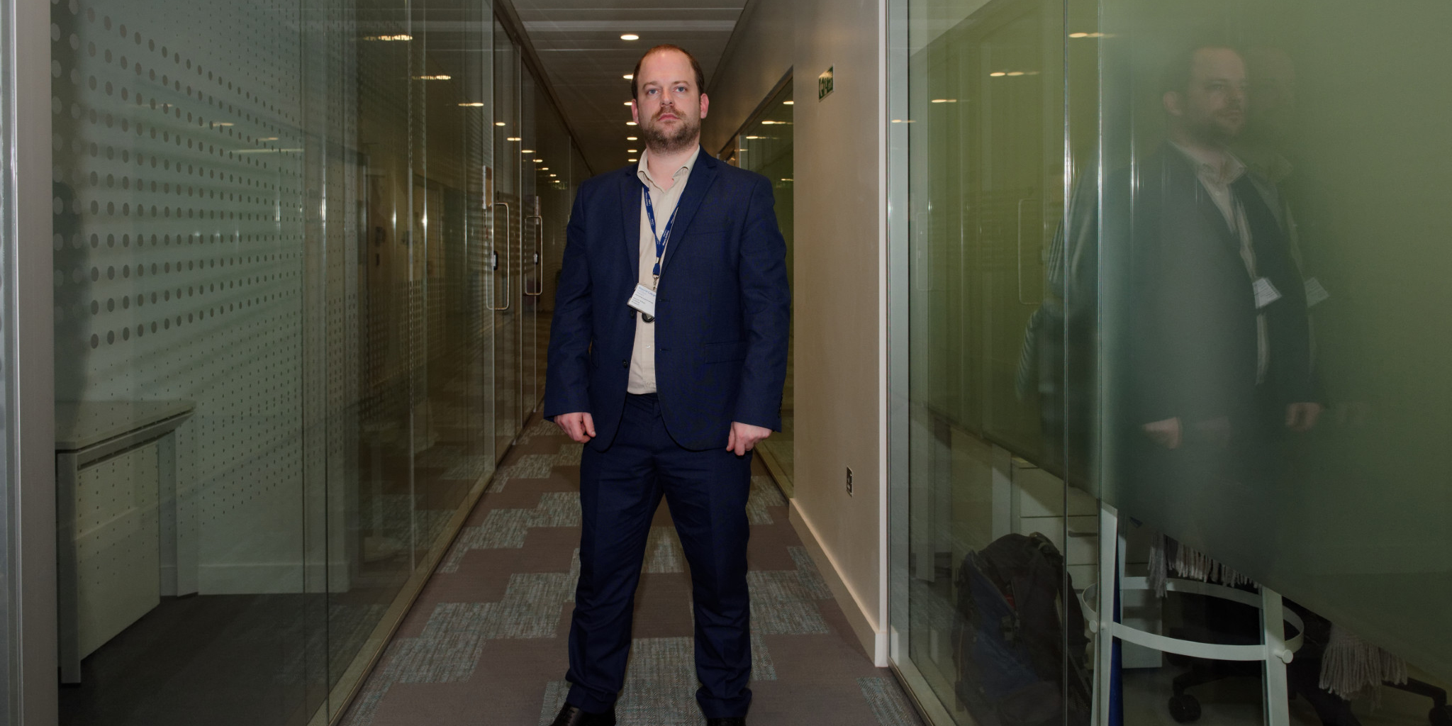 Graham Hewson, Imperial Incubator Manager