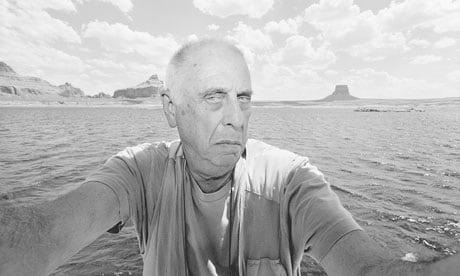 Self-Portrait 339, Lake Powell, 2009 by Lee Friedlander