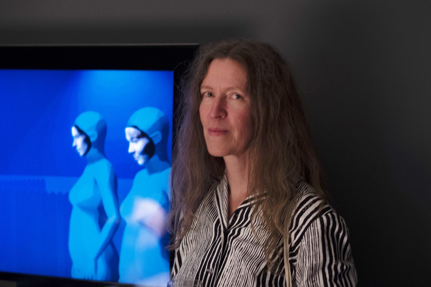 Hannah Haaslahti , taken by Graham Land, 17th October, 2018