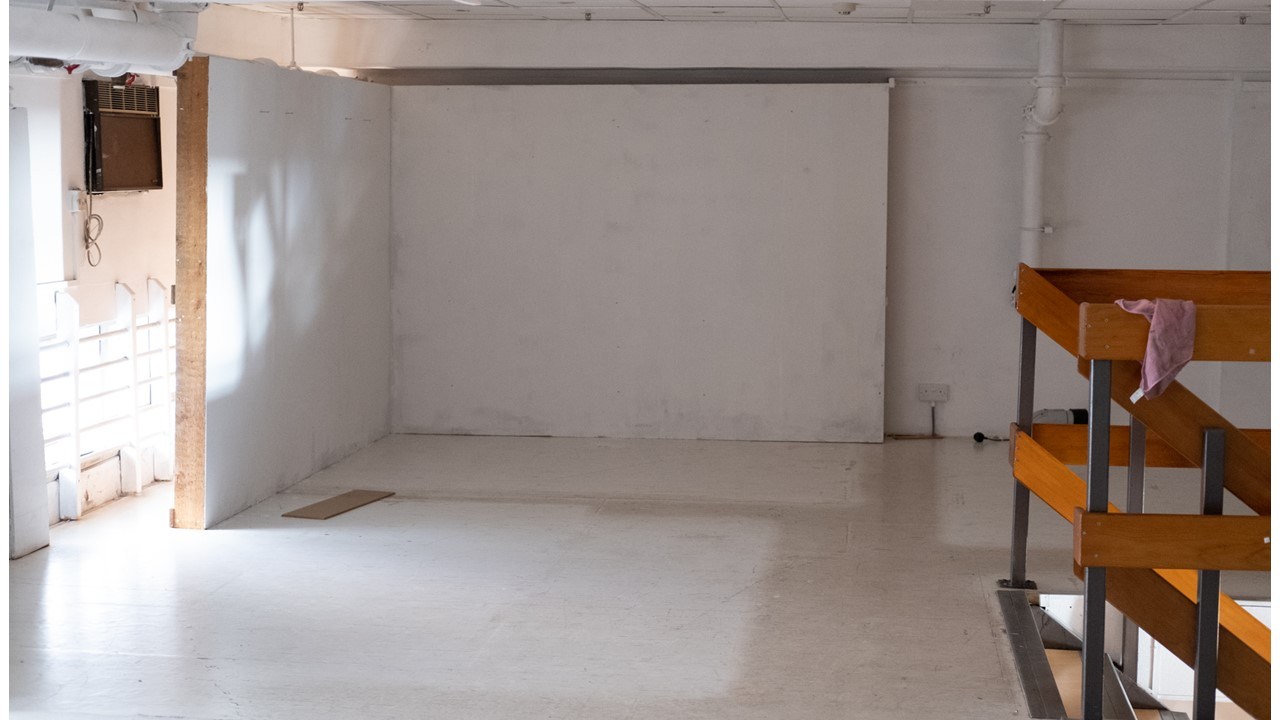 Area to be used for a history of retail Croydon display