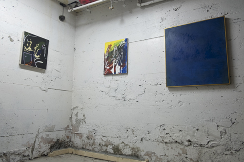Simone Blain and Matthieu Bouchard, Installation view [photo: Morgane Clémént-Gagnon]