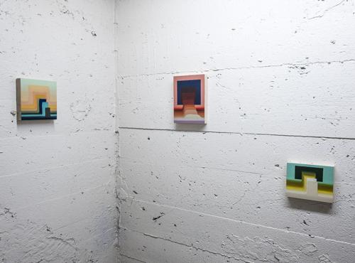 Nicolas Grenier, Installation view [photo: Morgane Clémént-Gagnon]