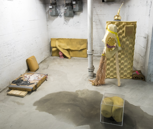 Cindy Phenix, Installation view [photo: Morgane Clémént-Gagnon]